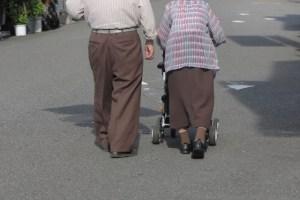 年金受給の不安のイメージ