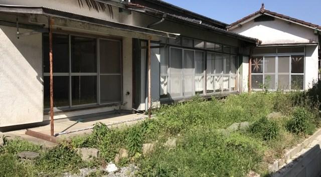 空き家のイメージ