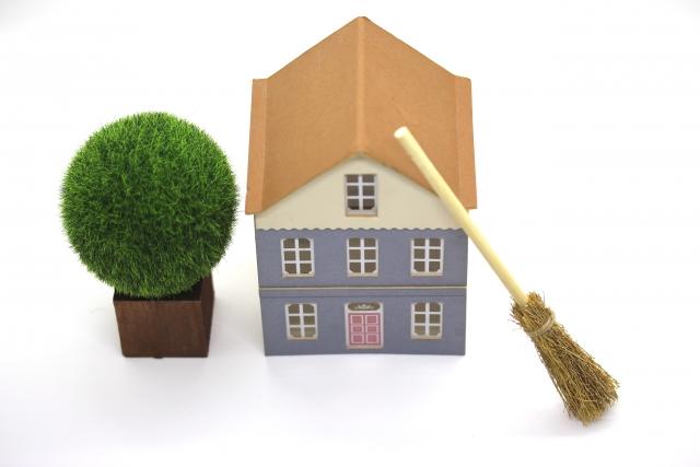 不動産の清掃や管理・メンテナンスのイメージ