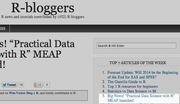 Rbloggers
