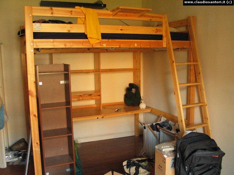 Casa Immobiliare Accessori Soppalco Ikea Legno