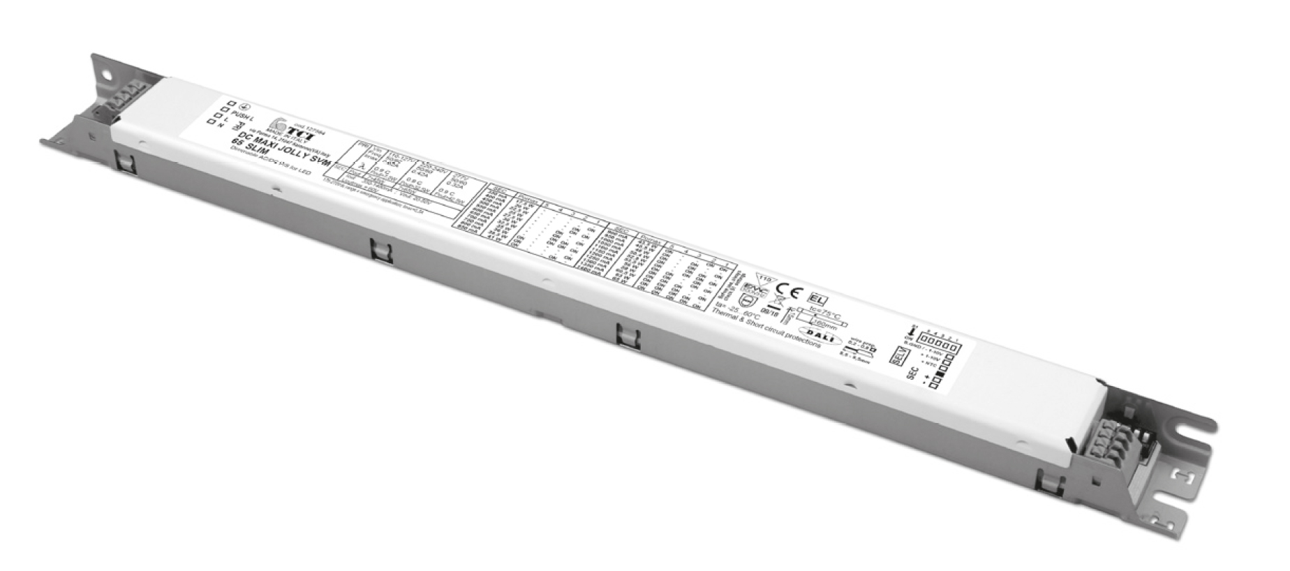 Dc Maxi Jolly Svm 65 Slim Led Drivers Tci