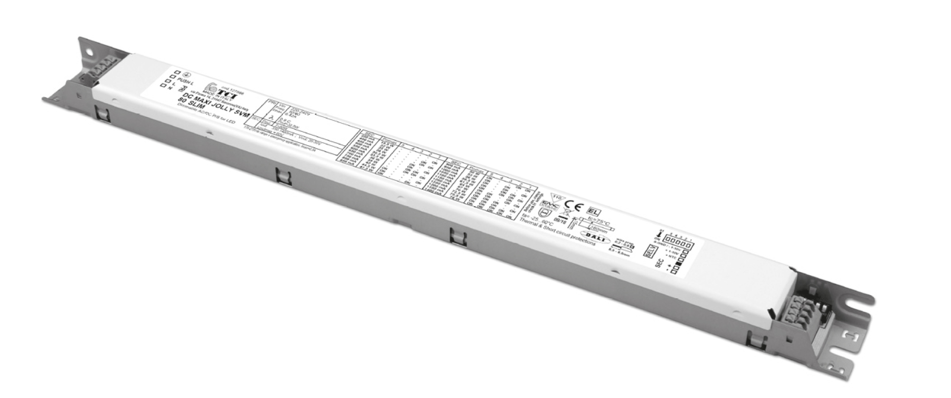 Dc Maxi Jolly Svm 80 Slim Led Drivers Tci