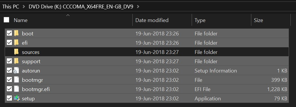 USB install media with WIM file larger than 4GB – Win10 Guru