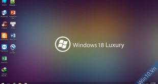 Ghost Windows 18 Luxury
