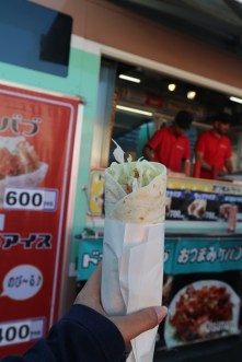 Kebab 700 Yen