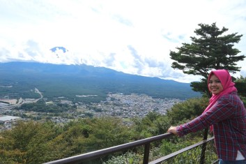 Another spot of Mount Fuji