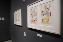 Beberapa display karya Fujio