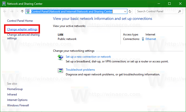 How To See Your IP Address In Windows 10