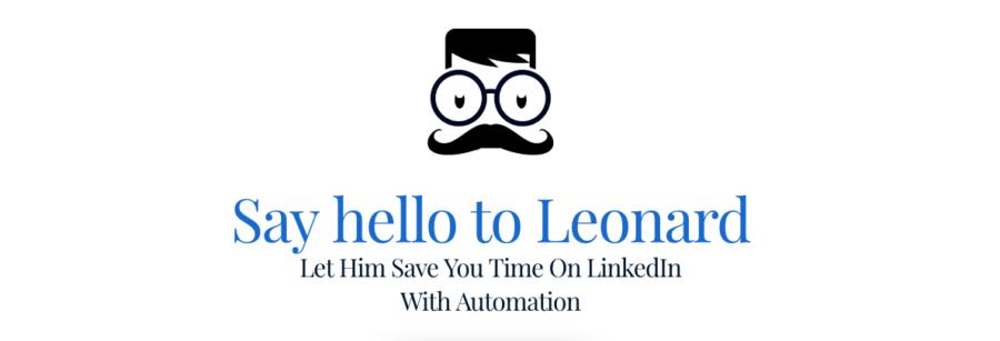leonard linkedin automation tool
