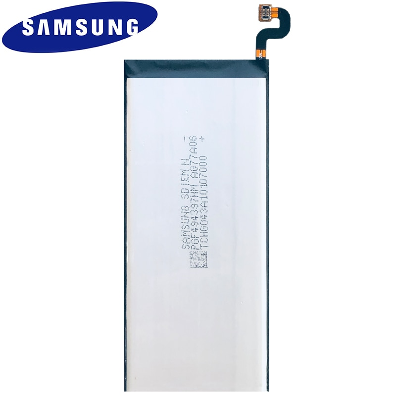 Samsung 100% Original Phone Battery EB-BG935ABE For Samsung GALAXY S7 Edge G9350 G935FD SM-G935F Authentic Battery 3600mAh