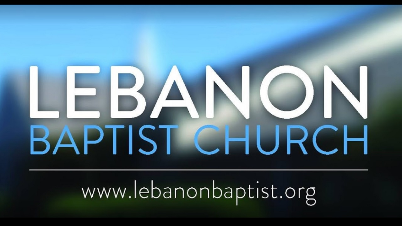 Lebanon Baptist Church Chaffin Roswell Dick Hester