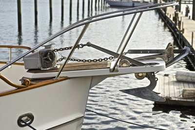 windlass anchor installation