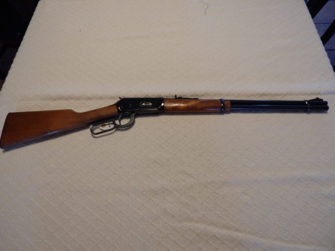 Winchester 94 Smith and Wesson