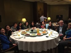 Harbin - agents dinner image