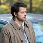 "Supernatural --""First Blood""-- SN1209b_0006.jpg -- Pictured: Misha Collins as Castiel -- Photo: Dean Buscher/The CW -- © 2016 The CW Network, LLC. All Rights Reserved"