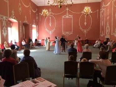 The Hampshire Regency Dancers at St John's House