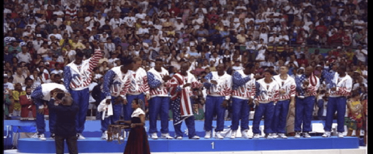 Professional Athletes – The Olympic Stain