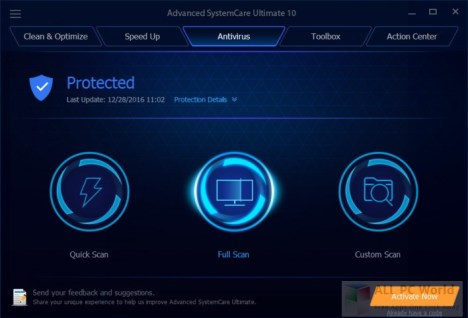 Advanced SystemCare Pro 14 Crack Key Full Version is Here!