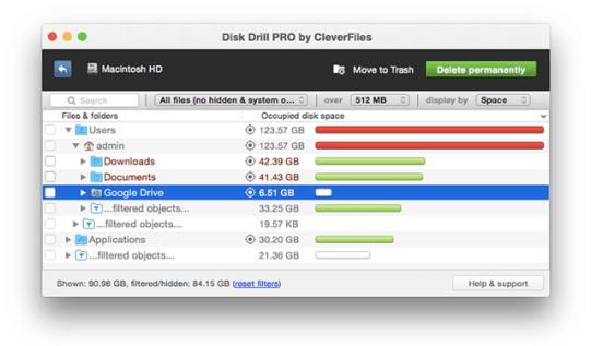 Disk Drill Pro 4.0.499 Crack (Windows / Mac)
