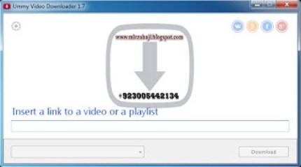 ummy video downloader 4k