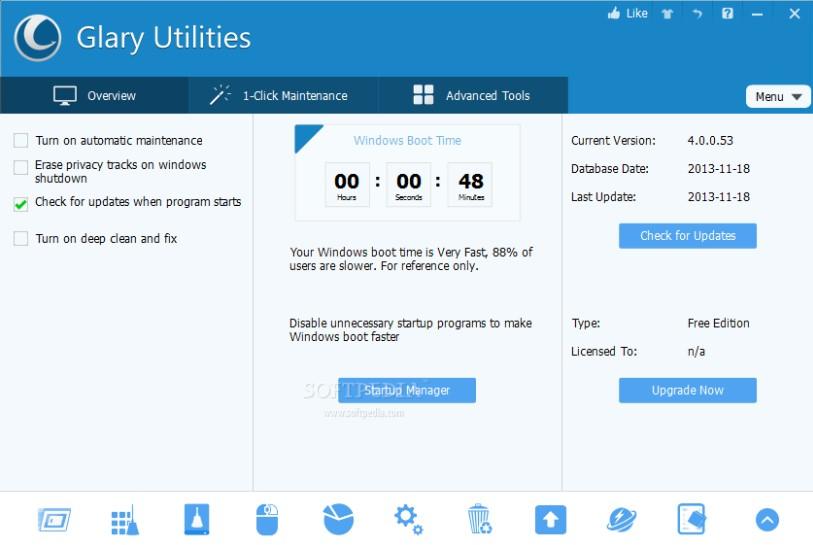 glary utilities pro crack keygen
