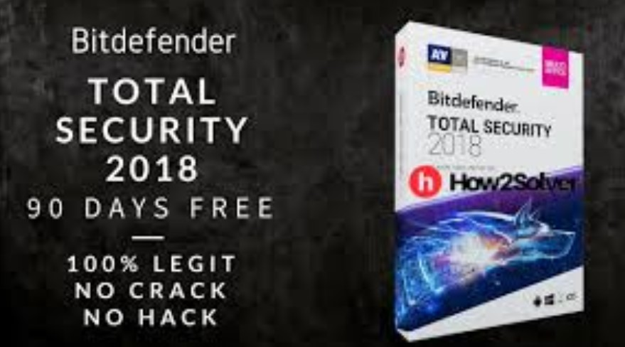 keygen para bitdefender total security 2018