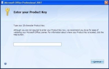 download microsoft office 2007 crack product key
