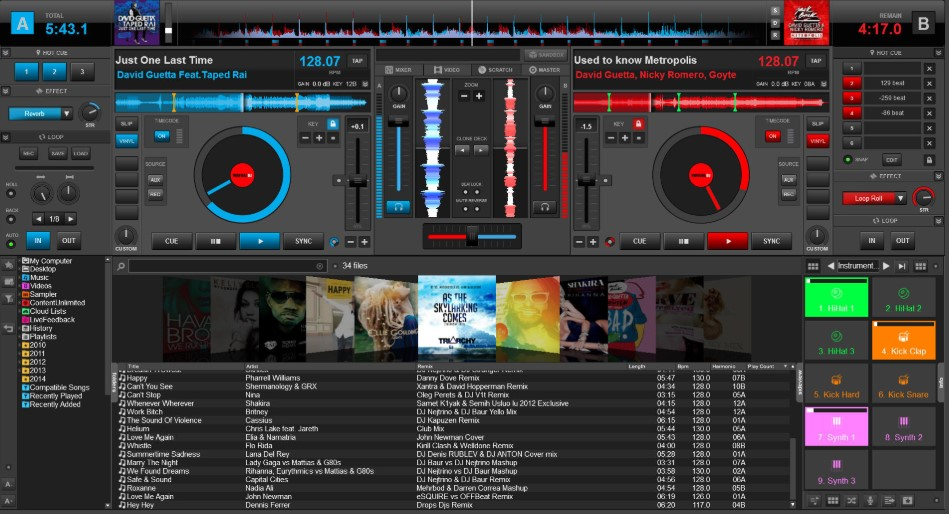 Virtual DJ 8 Crack License Key, Patch Free Download 2021