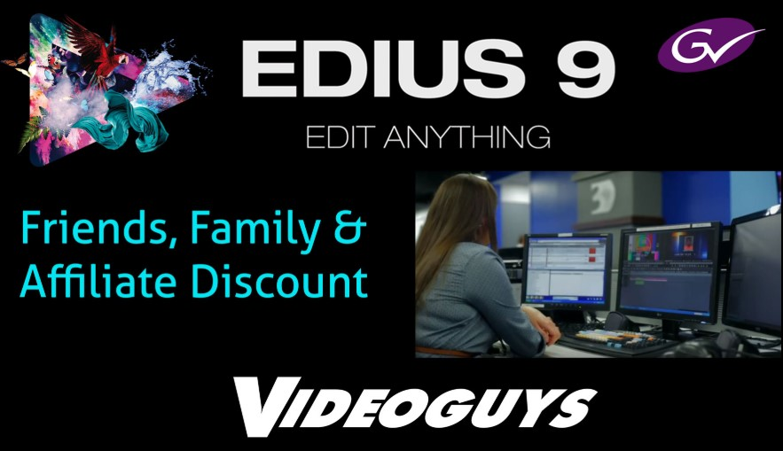 edius 9 Crack Free Download Full Version For Lifetime Win 7, 8.1 & 10