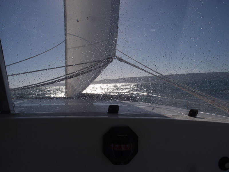 Ramsgate Dover: Lesmona auf See