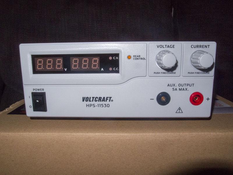 LiFePO4 Batterien: mein Netzteil zur Ladung (Balancing)