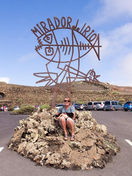 Highlights Lanzarote: Mirador