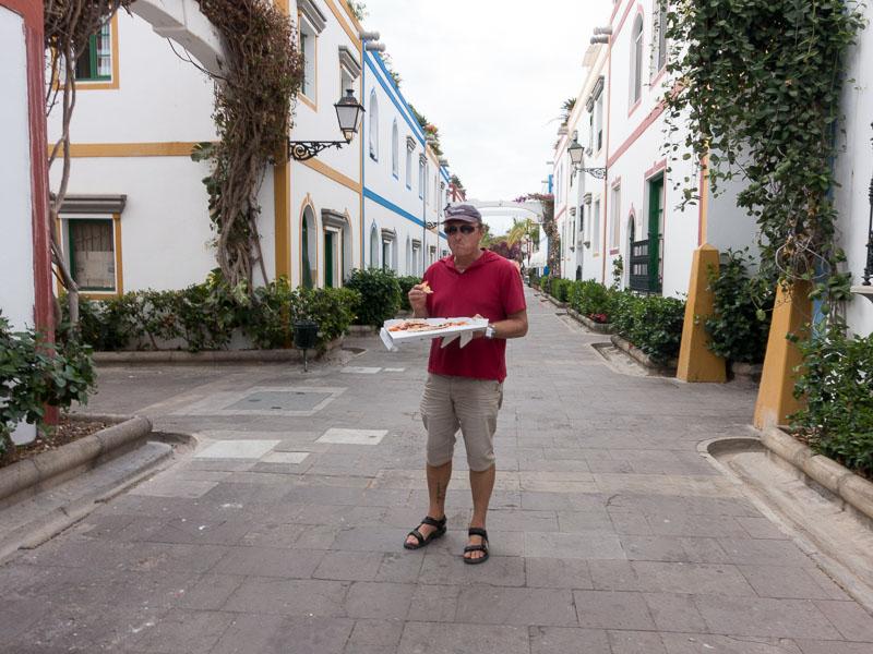 Gran Canaria: PizzaToGo