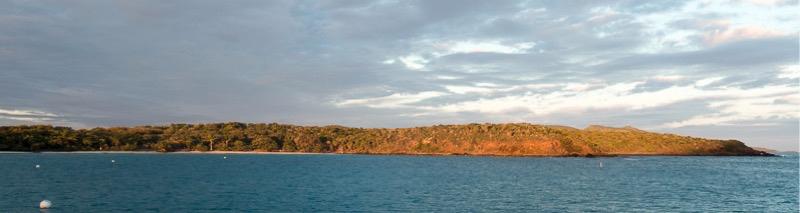 Culebrita: Sonnenaufgang im fast Paradies