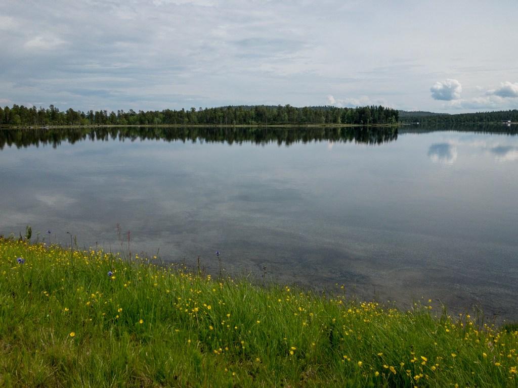 Am Inari See