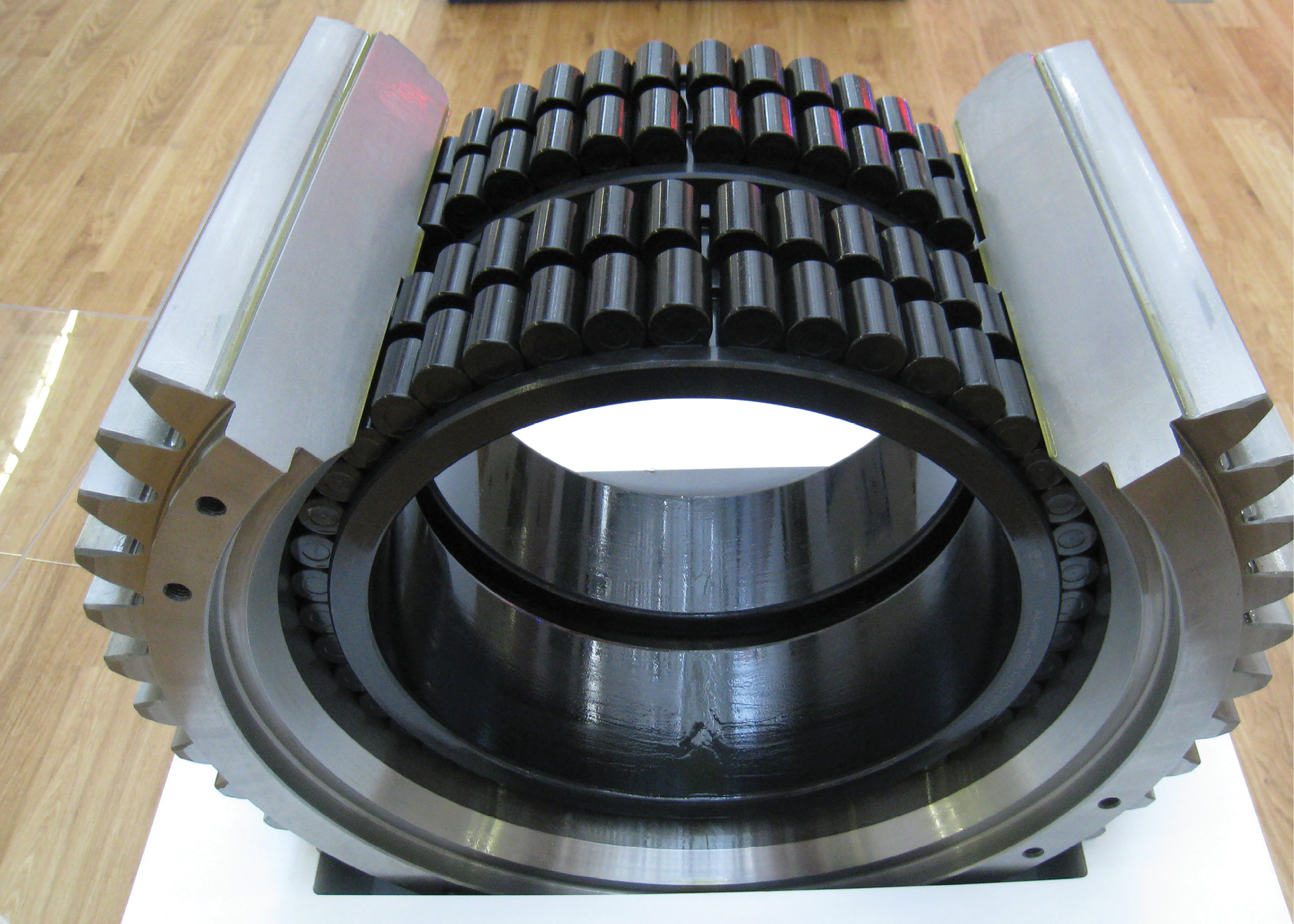 How Black Oxide Coated Bearings Can Make An Impact On