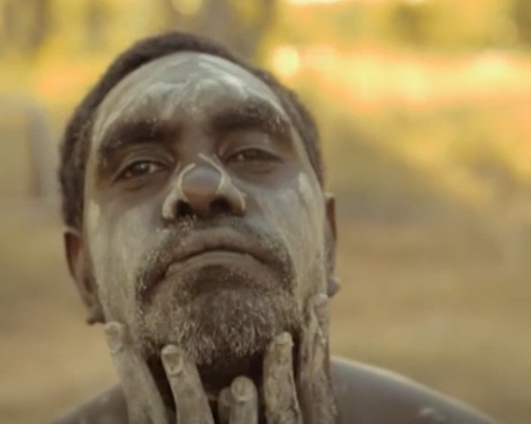 Yolngu Man Walking – Ngukurr Story Project