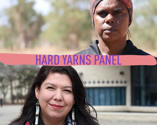 PANEL: HARD YARNS