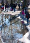 Big puddle