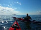 Swinburne Island dead ahead!