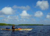 We head out into the mangrove labyrinth
