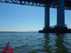 Under the Throgs Neck Bridge