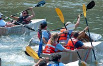 Cardboard-kayak-race-97