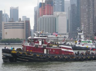 Tugboat Race 2014 1
