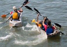 Cardboard Kayak Race 52
