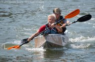 Cardboard Kayak Race 55