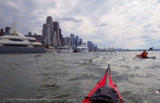 Manhattan circumnavigation 56