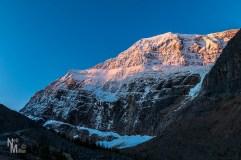 Sunrise - Mt. Edith Cavell