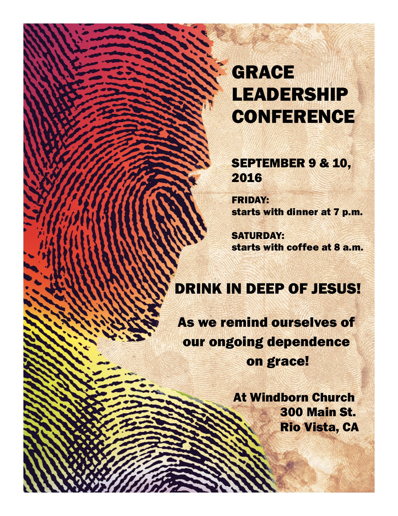 Grace Leadership Conference